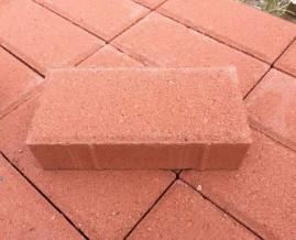 红色吸水砖
