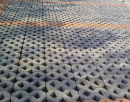 环保植草砖