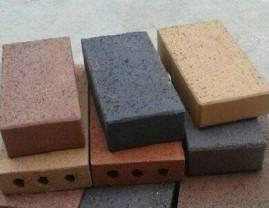 周村烧结透水砖